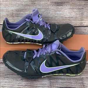 Nike Zoom Rival S Racing Sprint Spikes Shoes
